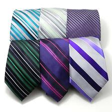 6  Express  Men's tie 100% Silk