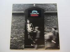 JOHN LENNON  ORIG 1975  U.K.  LP   ROCK AND ROLL   APPLE   PCS 7169   -1U -1U
