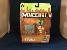 Minecraft Chicken Jockey Action Figure - BRAND NEW - UNOPENED - MINT PACKAGE!!
