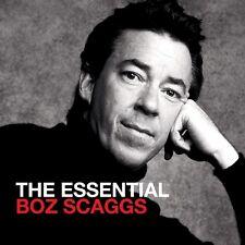 BOZ SCAGGS - THE ESSENTIAL BOZ SCAGGS 2 CD NEUF