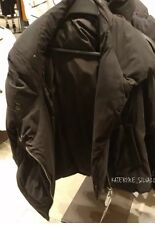 Zara New AW17 Wrap Collar Anorak Quilted Puffer Jacket Size XL Uk 14 Genuine