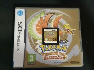 Pokémon Oro HeartGold Nintendo DS 2DS 3DS PAL ITA