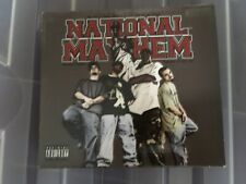 L.E.G.A.C.Y - NATIONAL MAYHEM - 3 CD LIMITED EDITION (9th wonder, away team )