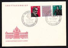 DDR-Ersttagsbriefe 1961-1970