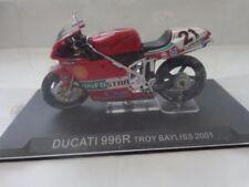 Motocicletas y quads de automodelismo y aeromodelismo Ducati de escala 1:24