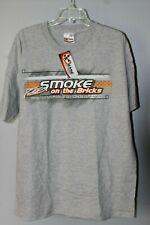 2005 Allstate 400 At The Brickyard Winner T Shirt Mens Grey XL Tony Stewart B4