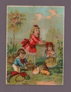 Kitschbild - Gruppe Kinder - Oster- (i7105)