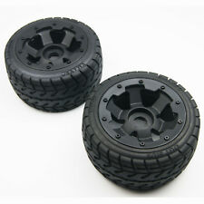 Rear on Road Wheel Tire Wheel fit HPI Baja 5B SS Rovan King Motor