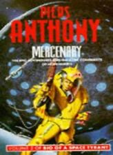 Bio of a Space Tyrant: Mercenary v. 2 (Panther Books) By PIERS ANTHONY