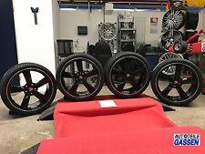 (144) 4x Ultra UA5 black 9x20 Zoll Audi Q7 Touareg Cayenne 4x Winterreifen 275