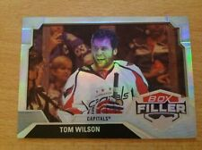 20/21 Upper Deck UD Series 2 Box Filler Tom Wilson #BF-3