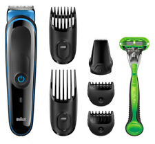 New Braun - 7-in-One Face and Body Trimming Kit - MGK3040