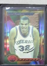 1993-94 Topps Finest Basketball Rookie Refractor #22 Jamal Mashburn