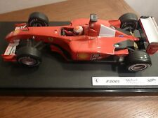 Michael Schumacher Hot Wheels Formula 1 Race Car 2001