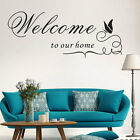 Family DIY Removable Art Vinyl Quote Wall Stickers Decal Mural Home Kids Decor*