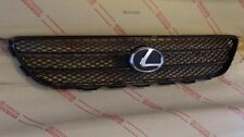 01-05 OEM NEW LEXUS IS300 SPORT GRILLE UPGRADE WITH EMBLEM 2001 2002 2003 2004