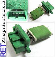 Heizungswiderstand B837 Fiat Seicento Punto Cinquecento original