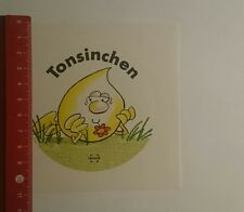 Aufkleber/Sticker: Medice Tonsinchen (23011771)