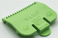 """Genuine Wahl Number 0.5 Hair Clipper Trimmer Guide Attachment 1.5mm 1/16"""" Lime"""