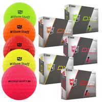 WILSON DX2 OPTIX GOLF BALL  29 COMPRESSION 48 HOUR FREE TRACKED UK POST