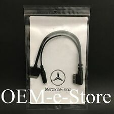 2009-2012 Mercedes G500 G550 G55 R320 R350 IPOD iPhone AUX Music Cable Adapter