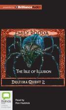 Deltora Shadowlands: The Isle of Illusion 2 by Emily Rodda (2013, CD,...