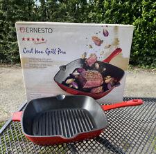 Ernesto Cast Iron Grill Pan