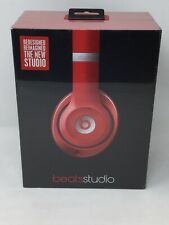 Beats by Dr. Dre Studio 2.0 Wired Over-ear Headphone B0500 N-2015-345-016