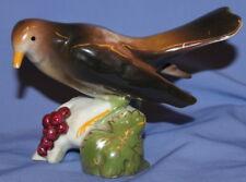 Vintage Handcrafted Porcelain Bird Figurine