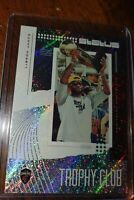2019-20 Panini Status T-Mall LeBron James Trophy Club #5 SP Cleveland Cavaliers