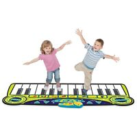 Little Virtuoso Romping Stomping Interactive Fun Play Musical Learning Piano Mat