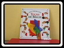 Livre / TOUR DE MAGIE / Image par Image