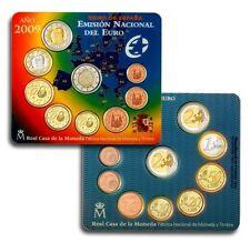 ESPAÑA 2009 - CARTERA BLISTER OFICIAL DEL EURO DEL AÑO 2009