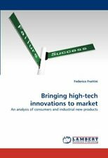Bringing high-tech innovations to market, Frattini, Federico 9783844320091,,