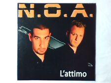 N.O.A. L'attimo cd singolo PR0M0 RARISSIMO