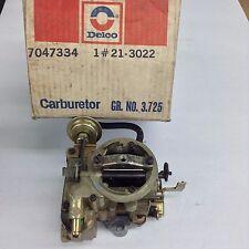 NOS ROCHESTER MONOJET CARBURETOR 7043034 1973 CHEVY VEGA 140 ENGINE