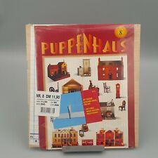 Del Prado Puppenhaus - Heft Nr 8 Linke Wand EG - Original verschweißt sealed NEU