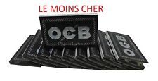 OCB Double Premium, Feuilles à Rouler, Lot De 10 à 400 Carnets de 100 feuilles