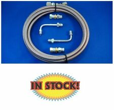 Gotta Show Ford Transmission Cooler Line Kit with 11' of Braided Hose - 231104