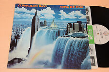 CLIMAX BLUES BAND LP FLYING THE FLAG-JAZZ ROCK 1°ST ORIG AUDIOFILI TOP NEAR MINT