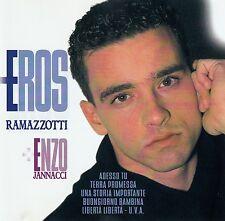EROS RAMAZZOTTI - ENZO JANNACCI : EROS RAMAZZOTTI - ENZO JANNACCI / CD