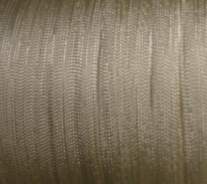 3metres Cream / Ivory Military style Braid 5mm - vintage French rayon gimp