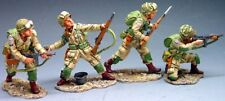 KING & COUNTRY D DAY DD037 U.S. 82ND AIRBORNE FLANK ATTACK MIB