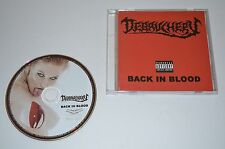 Debauchery-Back In Blood/LOCOMOTIVE RECORDS 2007/Spain/RAR