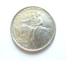 """USA Half dollar 1925 """"Stone Mountain Memorial """"."""