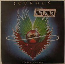 JOURNEY – Evolution (CBS 32342 A1/B1) Vinyl LP Album; UK - EX/VG+