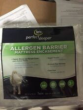 Serta Perfect Sleeper Allergen Barrier Mattress Encasement Twin