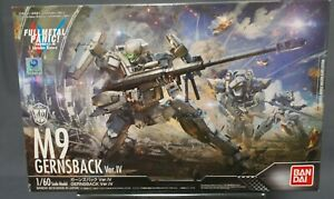 Full Metal Panic! Invisible Victory Gernsback Ver.IV Plastic Model 1/60 Bandai**