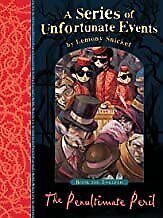 The Penultimate Peril (A Series of Unfortunate Events) BOOK(PAPERBACK)