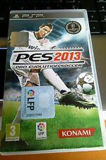 JUEGO DE PSP PES 2013 COMPLETO